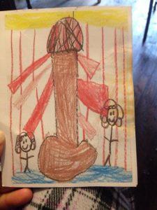 детска рисунка 6