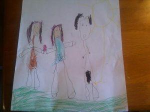 детска рисунка 7